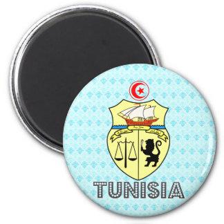 Tunisia Coat of Arms Magnet