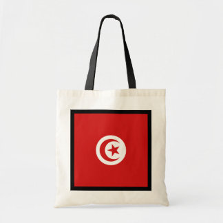 Tunisia Flag Bag