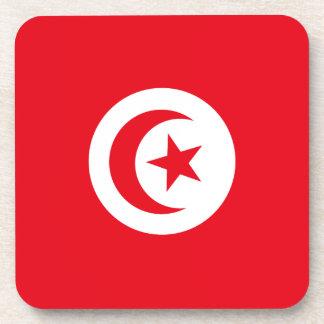 Tunisia Flag Coaster