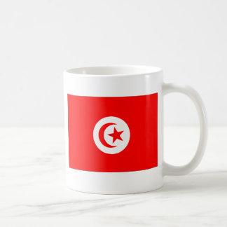 Tunisia Flag Coffee Mug