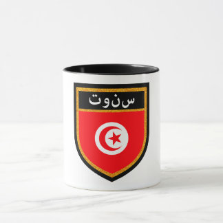 Tunisia Flag Mug