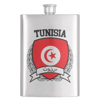 Tunisia Hip Flask