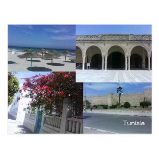Tunisia Post Card