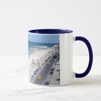 Tunisia  Sousse Beach Mug