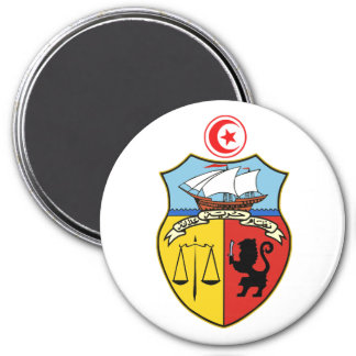 Tunisian COA Magnet
