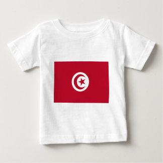 Tunisian flag baby T-Shirt
