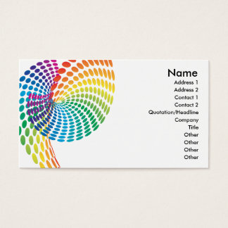 Tunnel Business Card