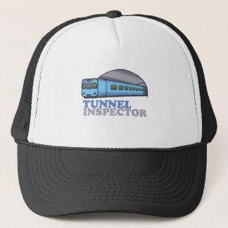 TUNNEL INSPECTOR TRUCKER HAT