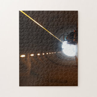 Tunnel Jigsaw Puzzle