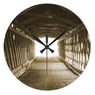 Tunnel of Light Clock