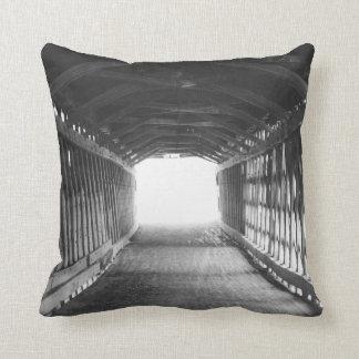 Tunnel of Light Cushion