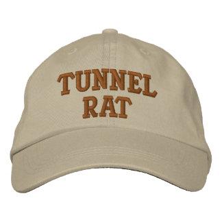 TUNNEL RAT VIETNAM EMBROIDERED HAT