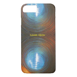 Tunnel Vision iPhone 7 Case