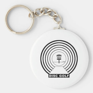 Tunnel Vision Key Ring