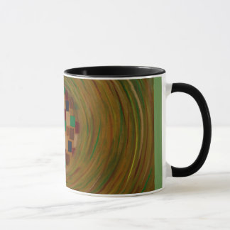 Tunnel Vision - mental focus, Mug