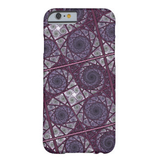 Tunnel Vision original fractal artwork Barely There iPhone 6 Case
