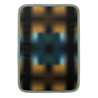 TUNNEL VISION SQUARED MacBook SLEEVE