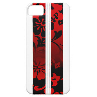 Tunnels Beach Hawaiian Surfboard iPhone 5 Cases