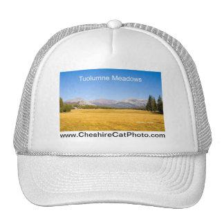 Tuolumne Meadows Yosemite California Products Mesh Hat