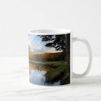 Tuolumne Meadows - Yosemite - John Muir Trail Coffee Mug