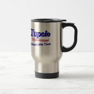 Tupelo, Mississippi Travel Mug