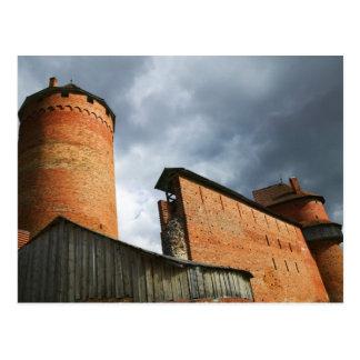 Turaida Castle, Sigulda, Latvia Postcard