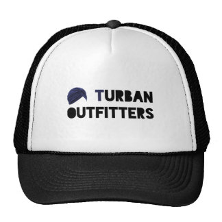 Turban Trucker Hats