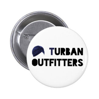 Turban Outfitters Button