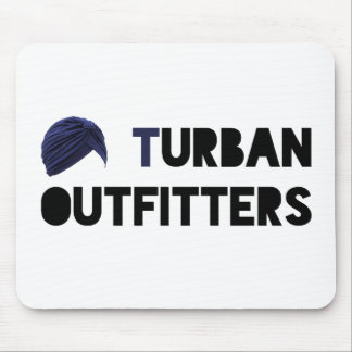 Turban Outfitters Mousepads