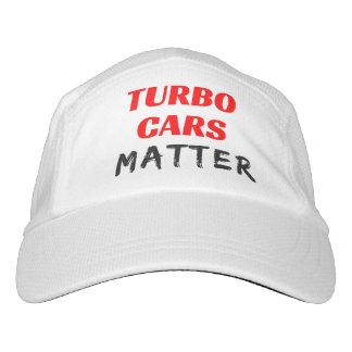 Turbo Cars Matter Hat
