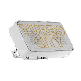 Turbo City I-Pod Speaker