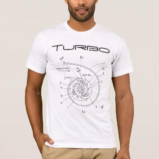 Turbo Schematic T-Shirt