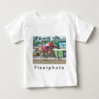 Turco Bravo wins the Flat Out Baby T-Shirt