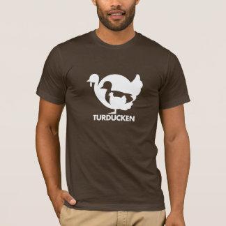 Turducken White T-Shirt
