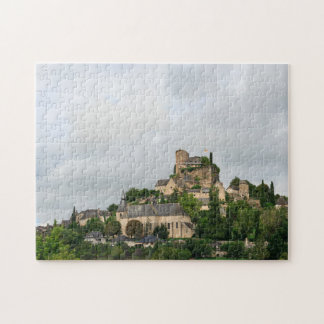 Turenne village in France Jigsaw Puzzle