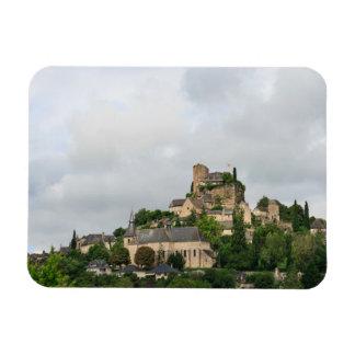 Turenne village in France Magnet