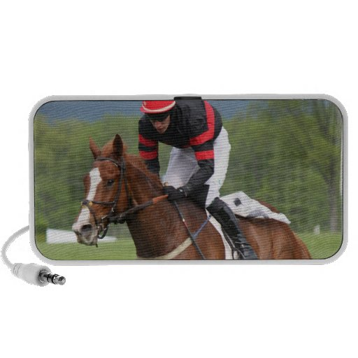 Turf Horse Race Portable Speakers