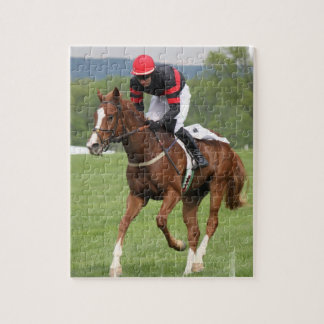 Turf Horse Race Puzzle