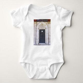 Türgitter of the Sultan Ali mosque in Cairo Baby Bodysuit