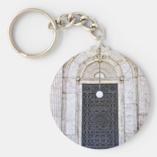 Türgitter of the Sultan Ali mosque in Cairo Key Ring
