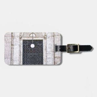 Türgitter of the Sultan Ali mosque in Cairo Luggage Tag