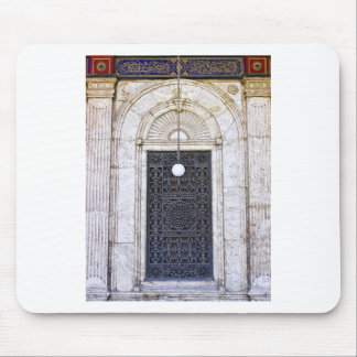 Türgitter of the Sultan Ali mosque in Cairo Mouse Pad