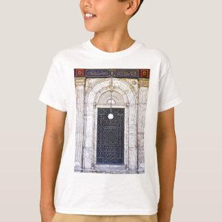 Türgitter of the Sultan Ali mosque in Cairo T-Shirt