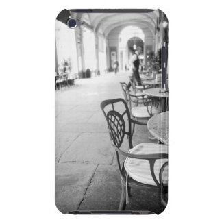 Turin Italy, Cafe and Archway iPod Case-Mate Cases