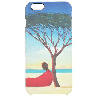 Turkana Afternoon 1994 Clear iPhone 6 Plus Case