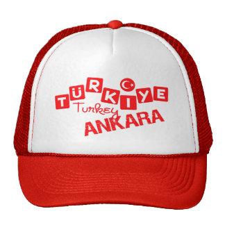 TURKEY ANKARA hat