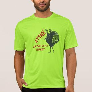 Turkey attack tee shirts