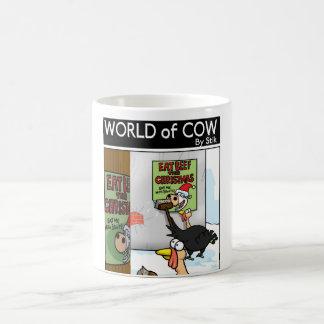 Turkey Beef Campaign Basic White Mug