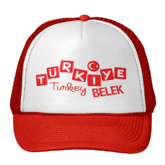 TURKEY BELEK hat