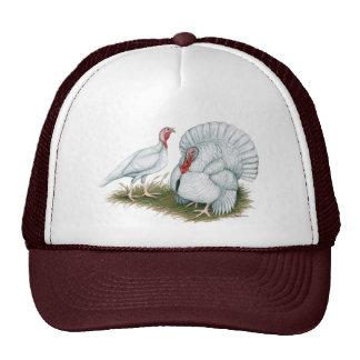 Turkey:  Beltsville Small White Cap